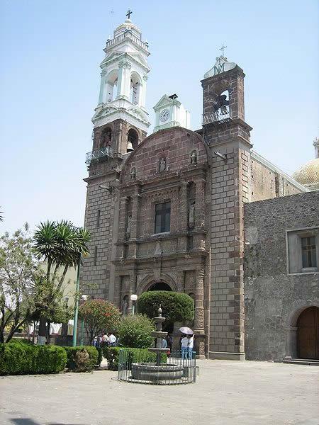 Parroquia de Santa Inés, Tlaxcala