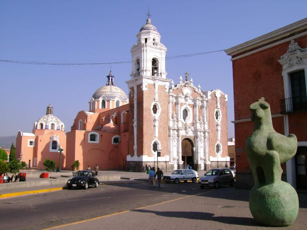 Parroquia de San José, Tlaxcala