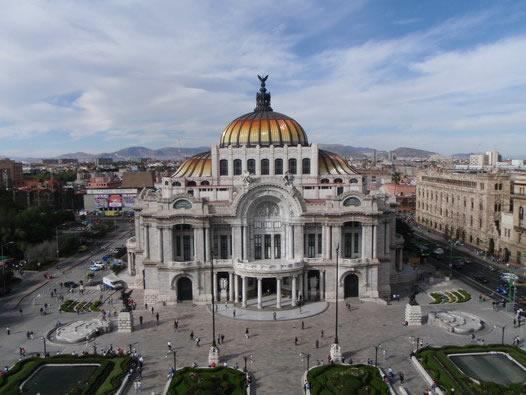 Museo Nacional del Palacio de Bellas Artes, Ciudad de México