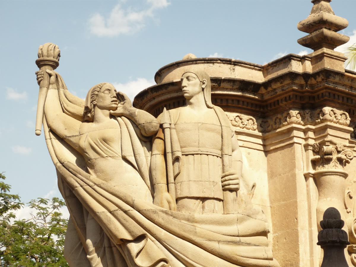 Monumento a la Bandera, Guerrero