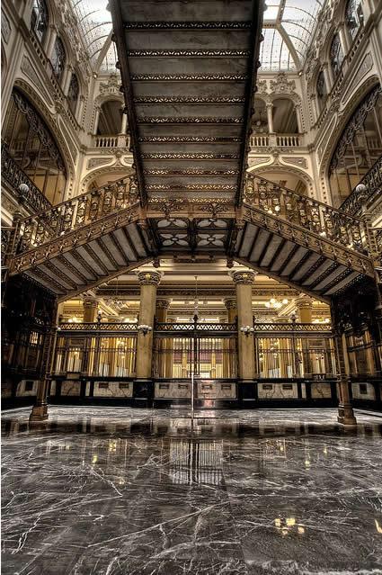 Museo y Biblioteca Postal, Ciudad de México