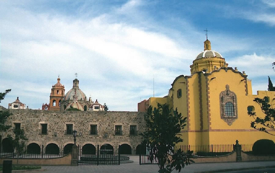 Museo Regional Potosino, San Luis Potosí