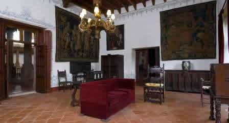 Museo Ex Hacienda de Santa Mónica, Ciudad de México