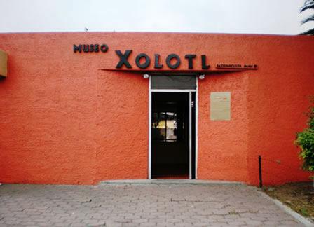 Museo Arqueológico de Tenayuca Xólotl, Ciudad de México