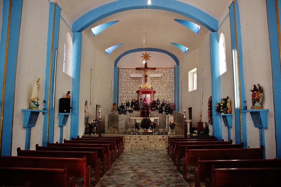 Iglesia de Nuestra Señora de la Candelaria, Sinaloa