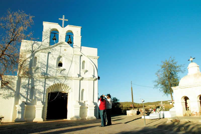 Misión de San Antonio de Oquitoa, Sonora