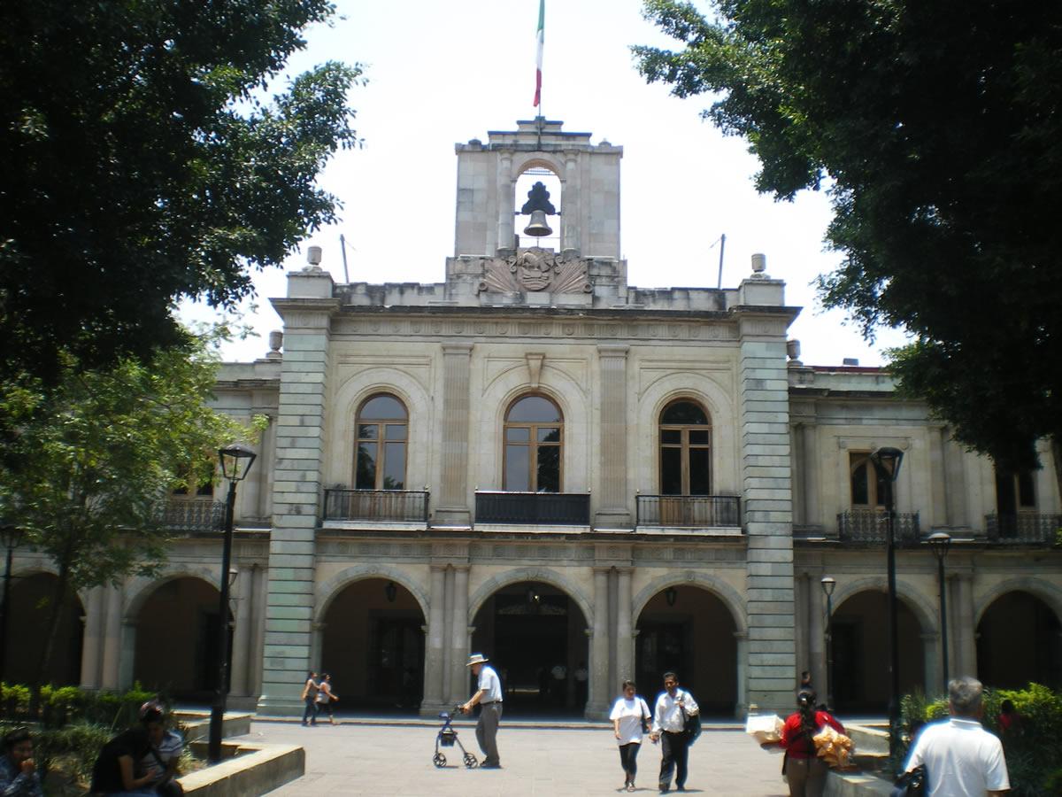 Palacio de Gobierno, Oaxaca
