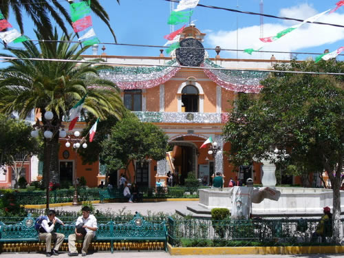 Calpulalpan, Tlaxcala