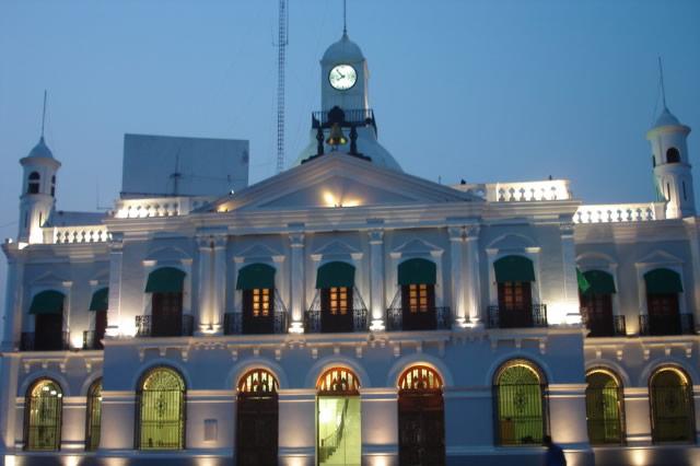 Palacio de Gobierno, Tabasco
