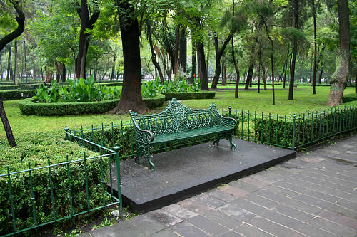 Parque Histórico de Coyoacán, Ciudad de México