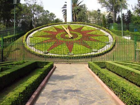 Parque Hundido, Ciudad de México