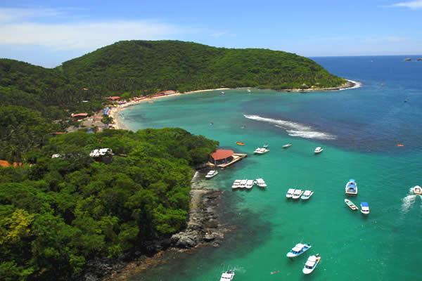 Playa Las Gatas, Guerrero