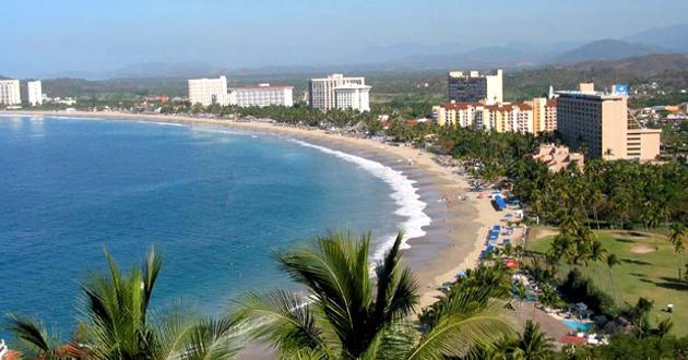 Playas en Guerrero