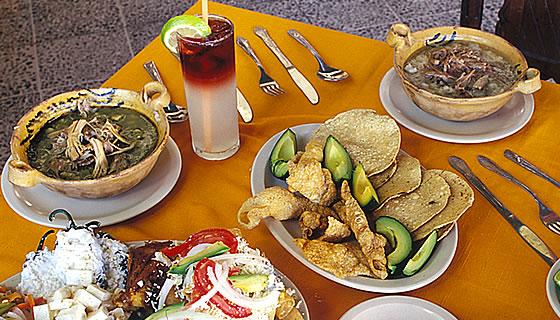 Gastronomía de Guerrero