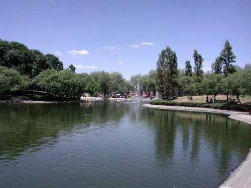 Parque Tezozómoc, Ciudad de México