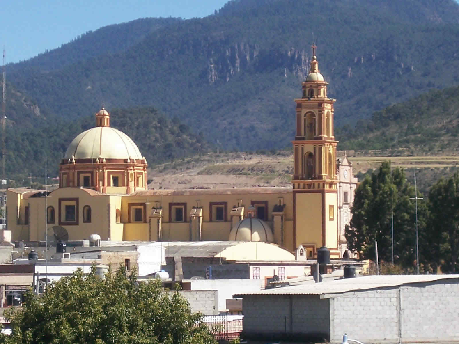 Tlaxco, Tlaxcala