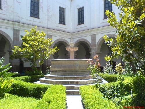 Ex Convento del Pueblito, Querétaro