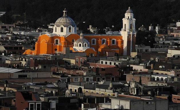 Ciudades y Pueblos en Tlaxcala