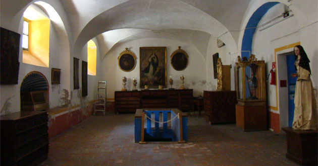 Museo de Arte Religioso, Puebla