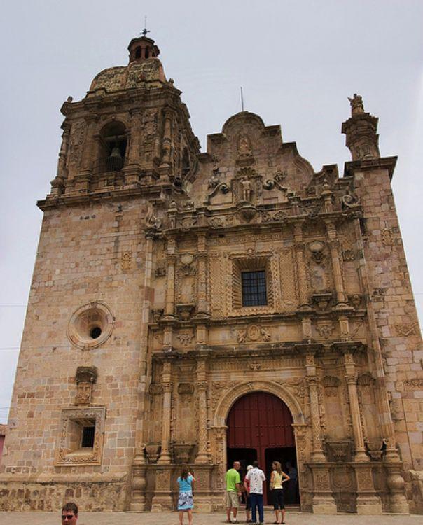 Templo de San Sebastián, Sinaloa