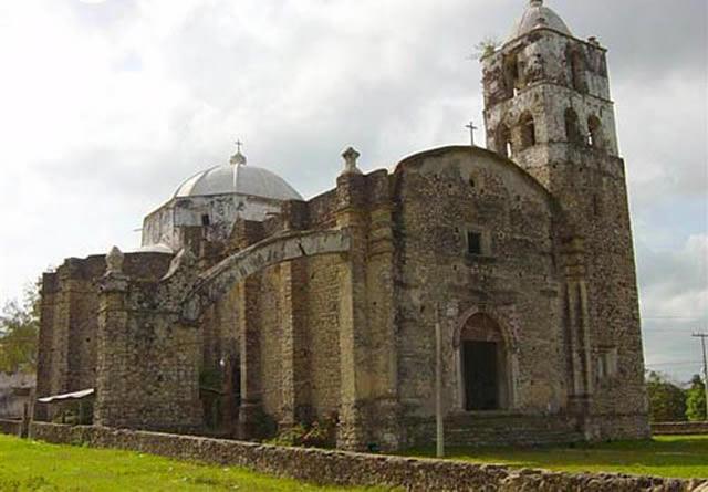Templo de Santiago Apóstol, Veracruz