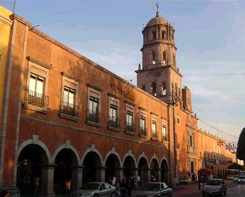 Monumentos Históricos de Querétaro