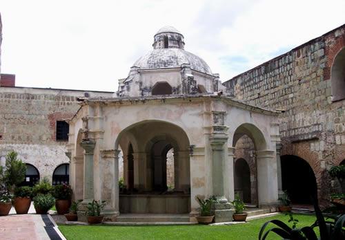 Ex Convento de Santa Catalina Siena, Oaxaca