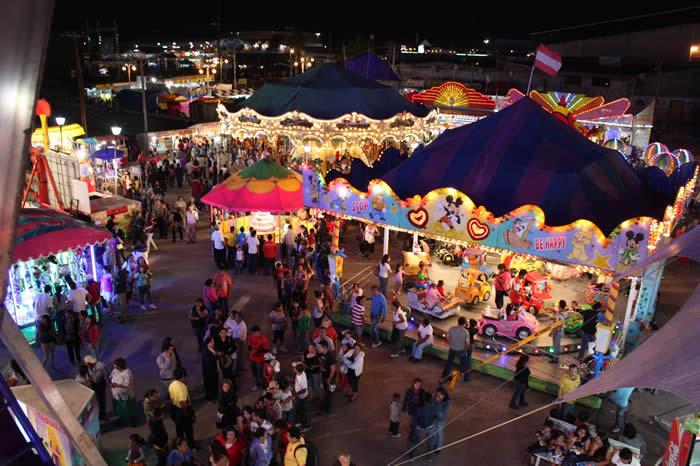 Fiestas y Festivales en San Luis Potosí