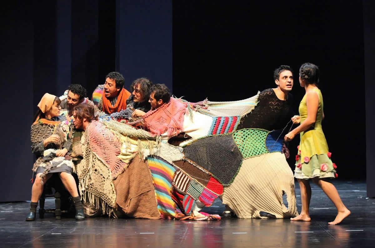 Teatro en la Ciudad de México