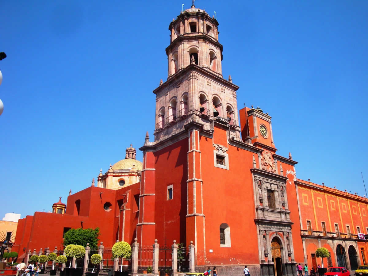 Templo de San Francisco, Querétaro