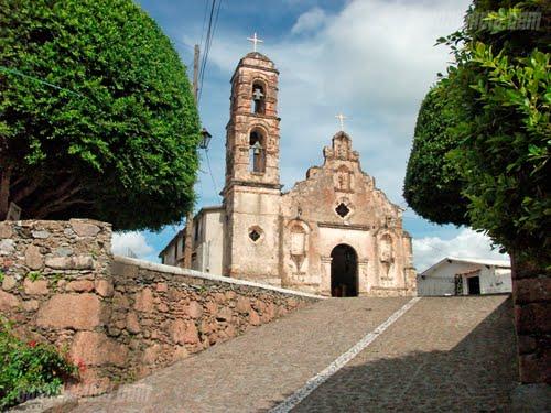 Templo de San Miguel, Guerrero