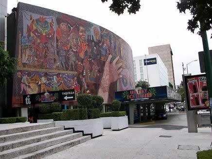 Teatro de los Insurgentes, Ciudad de México