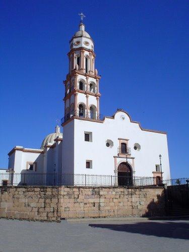 Templo de Santa Úrsula, Sinaloa