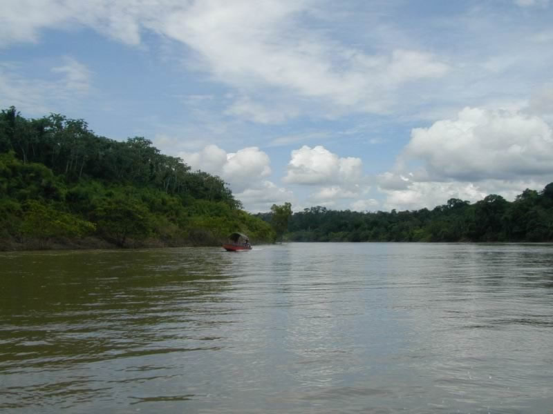 Río Usumacinta, Tabasco