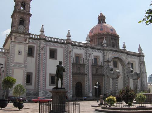 Templo y Ex Convento de Santa Rosa de Viterbo, Querétaro