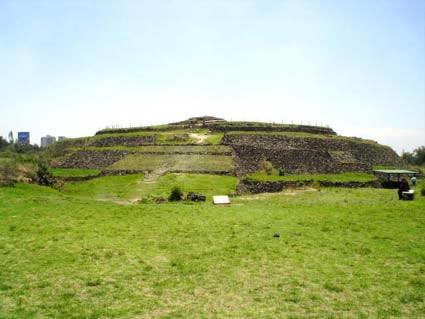 Zona Arqueológica de Cuicuilco, Ciudad de México