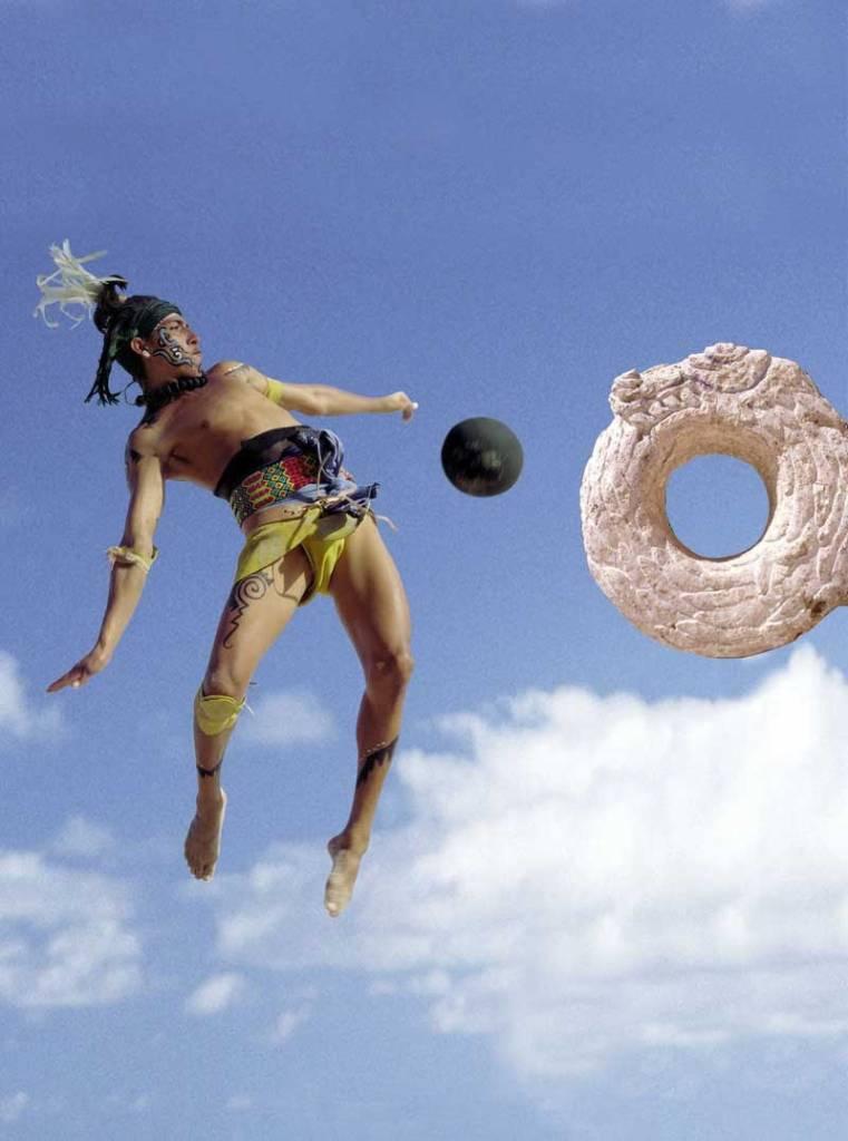 El Juego de Pelota en Palenque