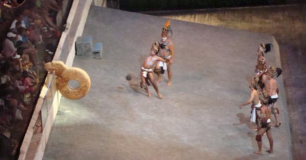 Juego de Pelota en Atzompa