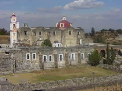 Convento de San Andrés Calpan, Puebla