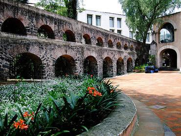 Conventos en México
