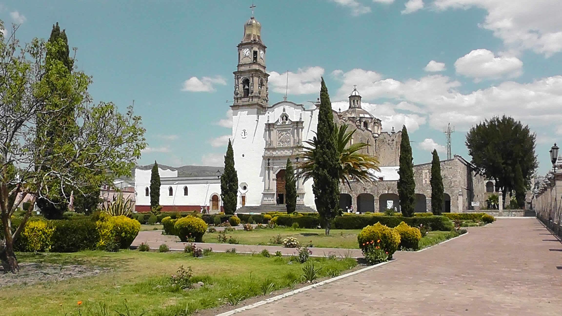 Convento de la Asunción, Apan