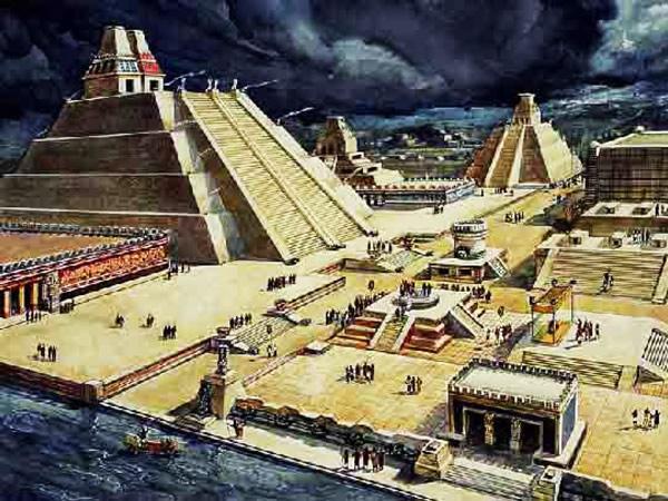 El Imperio Azteca
