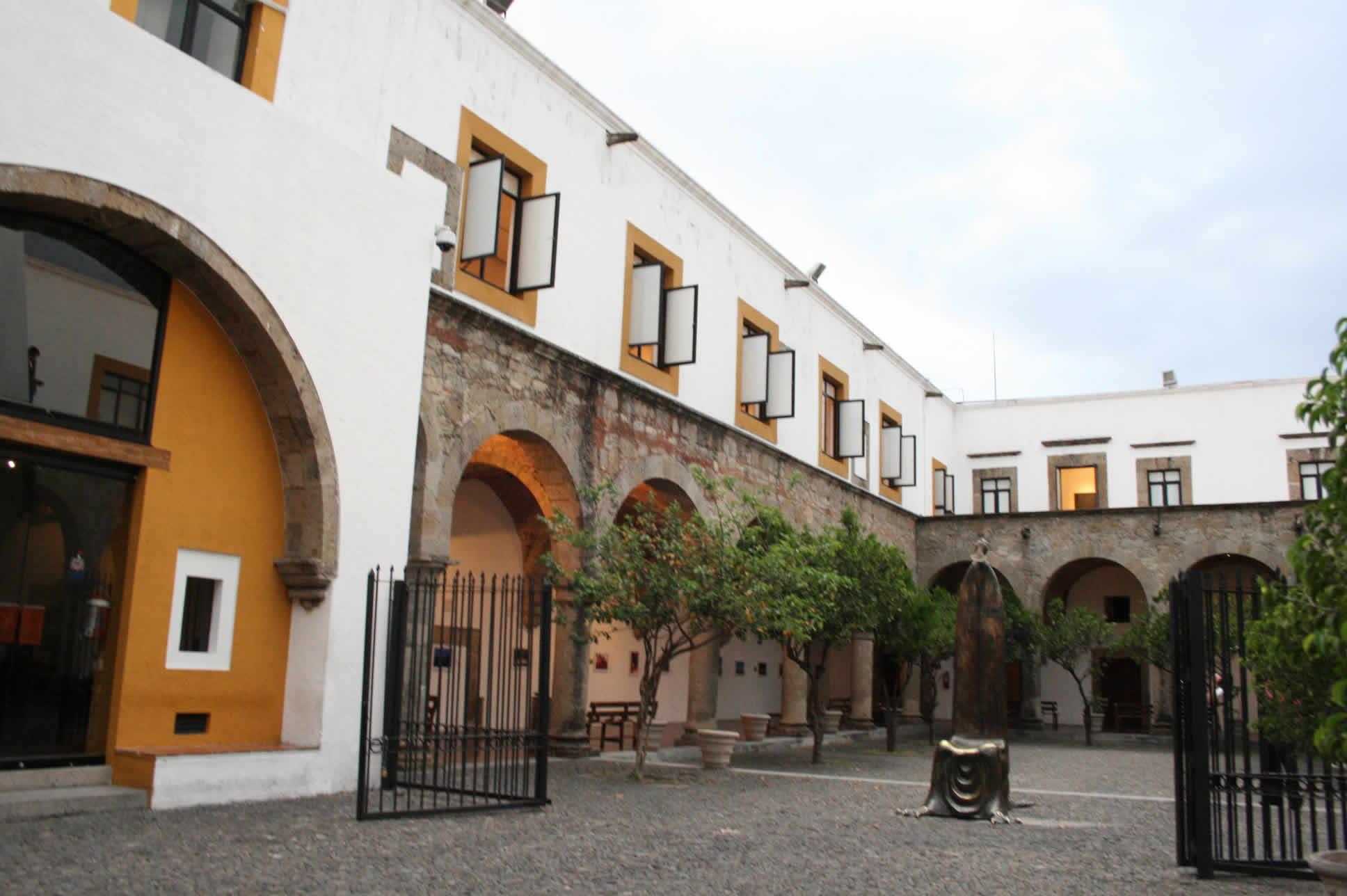 Ex Convento de Zapopan, Jalisco