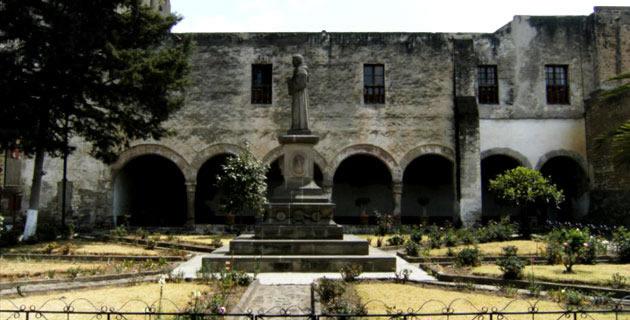 Convento de San Luis Obispo, Tlalmanalco