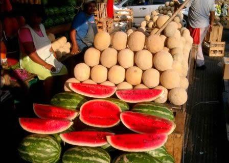 Mercado en Acapulco