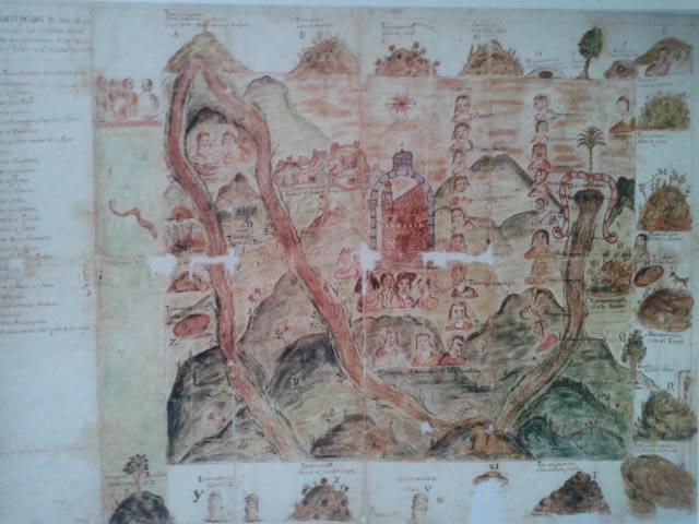 Mapas de los Pueblos Indios