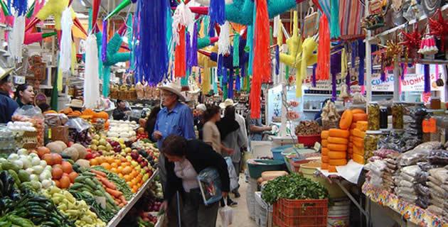 Recorriendo los Mercados de México