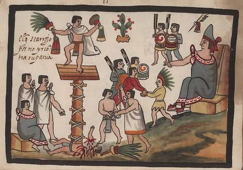 Moctezuma y su Reino