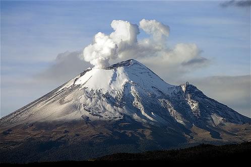Las Montañas en México