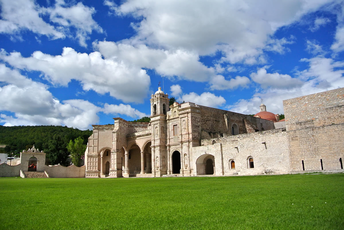 Convento de San Pedro y San Pablo, Teposcolula